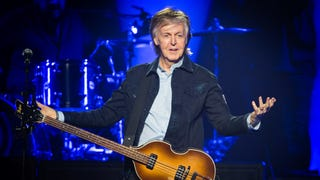 Paul McCartney got a kick out of Yesterday, a movie about him ceasing to exist