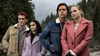 In its last new episode of the year, Riverdale tries to make peace with the past