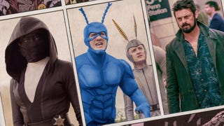 Watchmen, The Boys, and The Tick turn superhero burnout into a TV movement
