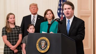 """Beer lover Brett Kavanaugh wants to be remembered as the """"Pizza Justice"""""""