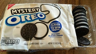 The Mystery Oreo flavor has been revealed, and we're not too proud to admit we were wrong [Updated]