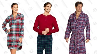 PSA: Forget Gift-Giving Season, It Is Stocking Up On Flannel PJs For Yourself Season