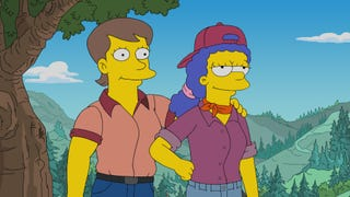 The Simpsons allows Marge some sweetly forgettable self-esteem