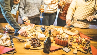 Last Call: What do you bring to a holiday party?