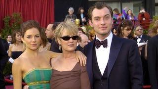 Jude Law is still nursing that burn Chris Rock dealt him at the 2005 Oscars