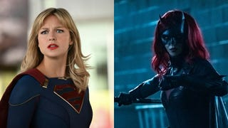 Time for a little pre-Crisis check-in with Supergirl and Batwoman