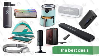 Thursday's Best Deals: A Huge REI Sale, Anker Gold Box, Gaming Accessories, and More