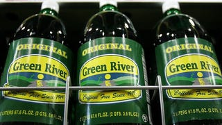 It's easy being green: An appreciation of Green River soda