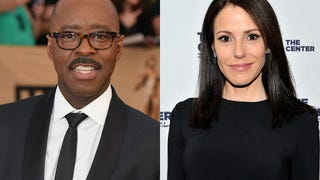 Courtney B. Vance and Mary-Louise Parker to star in FX's Compliance