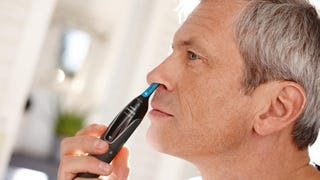 Don't Let Your Nose Hair Get Out Of Control, This Trimmer Is Only $7