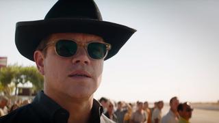 Buckle up for Matt Damon and Christian Bale in this Ford V Ferrari trailer