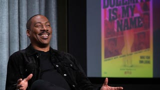 Don't try to tell Eddie Murphy that there are people who don't know who Eddie Murphy is