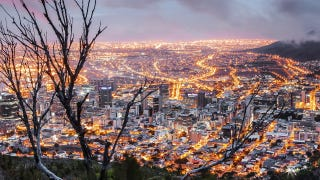 Why Cape Town Is About to Run Out of Water