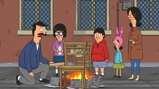 In Thanksgiving Bob S Burgers Dream Turkey Becomes A Nightmare