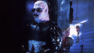 A woman returned sunglasses because she thought they made her look like Butterball from Hellraiser