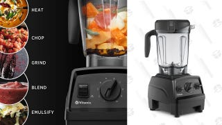 Pick Up a Powerful Vitamix Blender For Just $180, Today Only