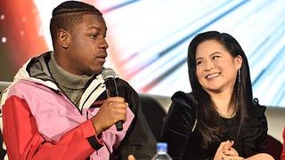 "John Boyega apologizes for remarks implying Kelly Marie Tran was ""weak"" for quitting social media"