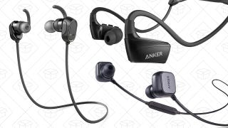 Amazon's Running a Massive Deal on Anker's Reader-Favorite SoundBuds, Today Only