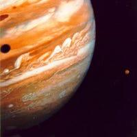 Jupiter-is-Sentient
