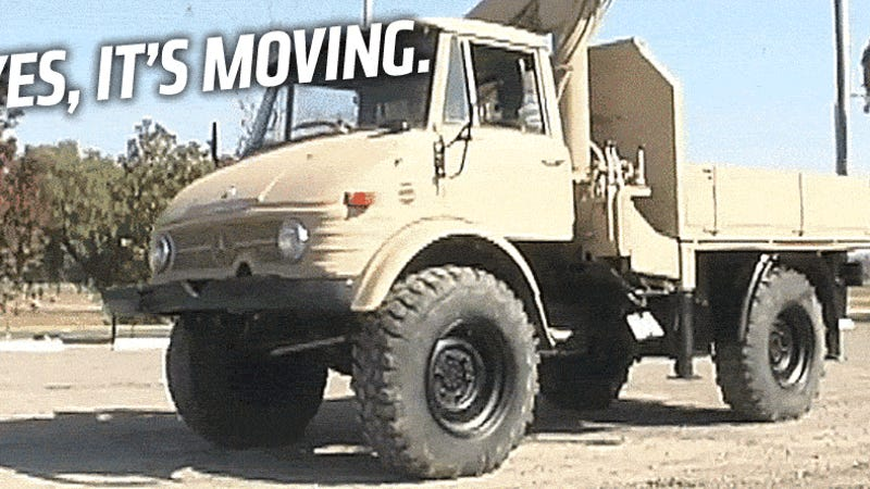 Unimog - Car and Truck Buying, Reviews, News and More  | Jalopnik