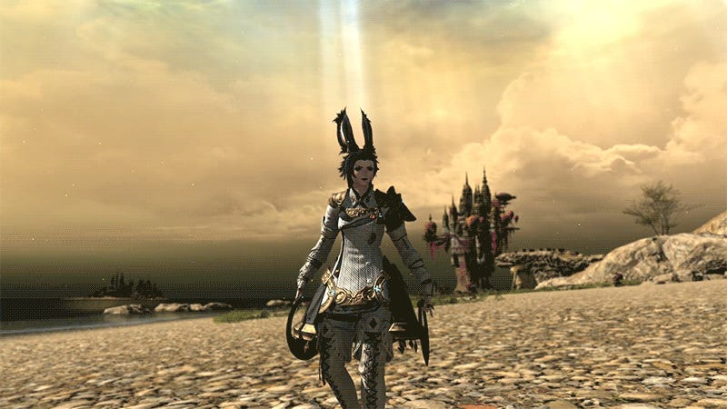 Final Fantasy XIV Bard Reimagines Performances As A Rhythm Game