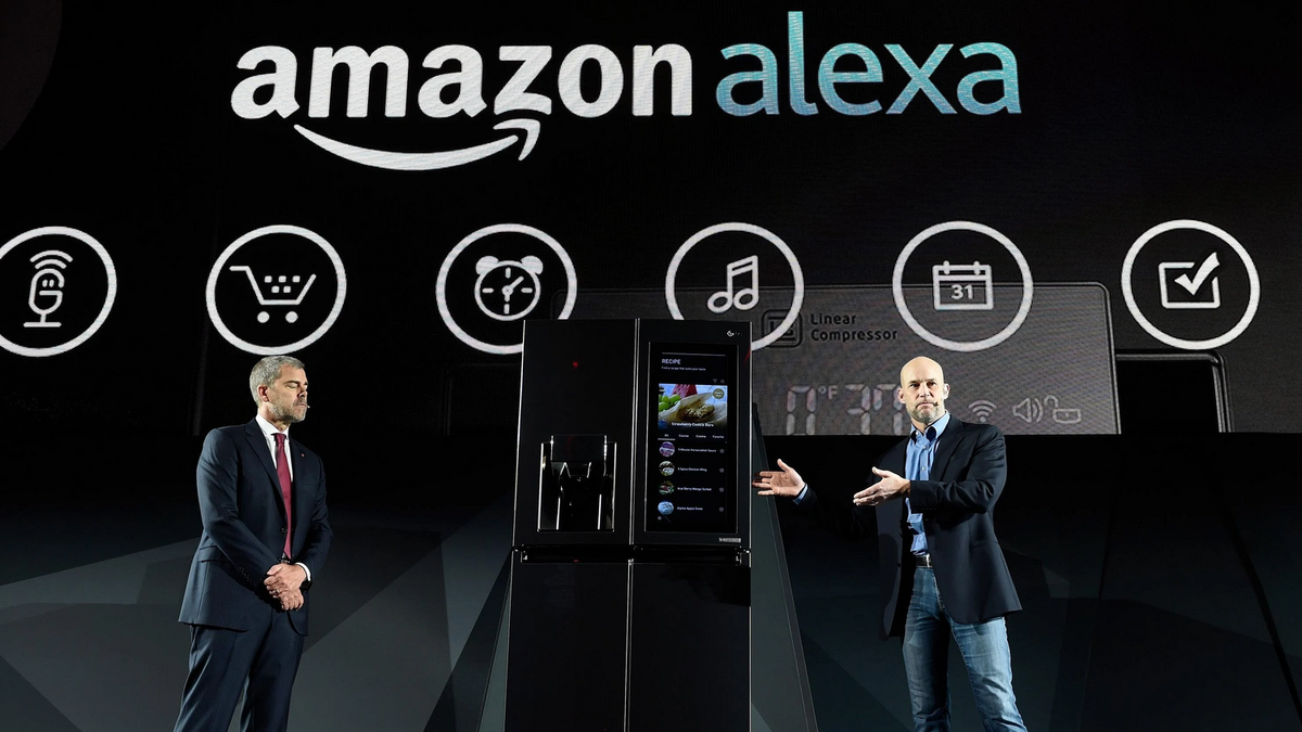 Mysterious voice behind Amazon Alexa may have been found