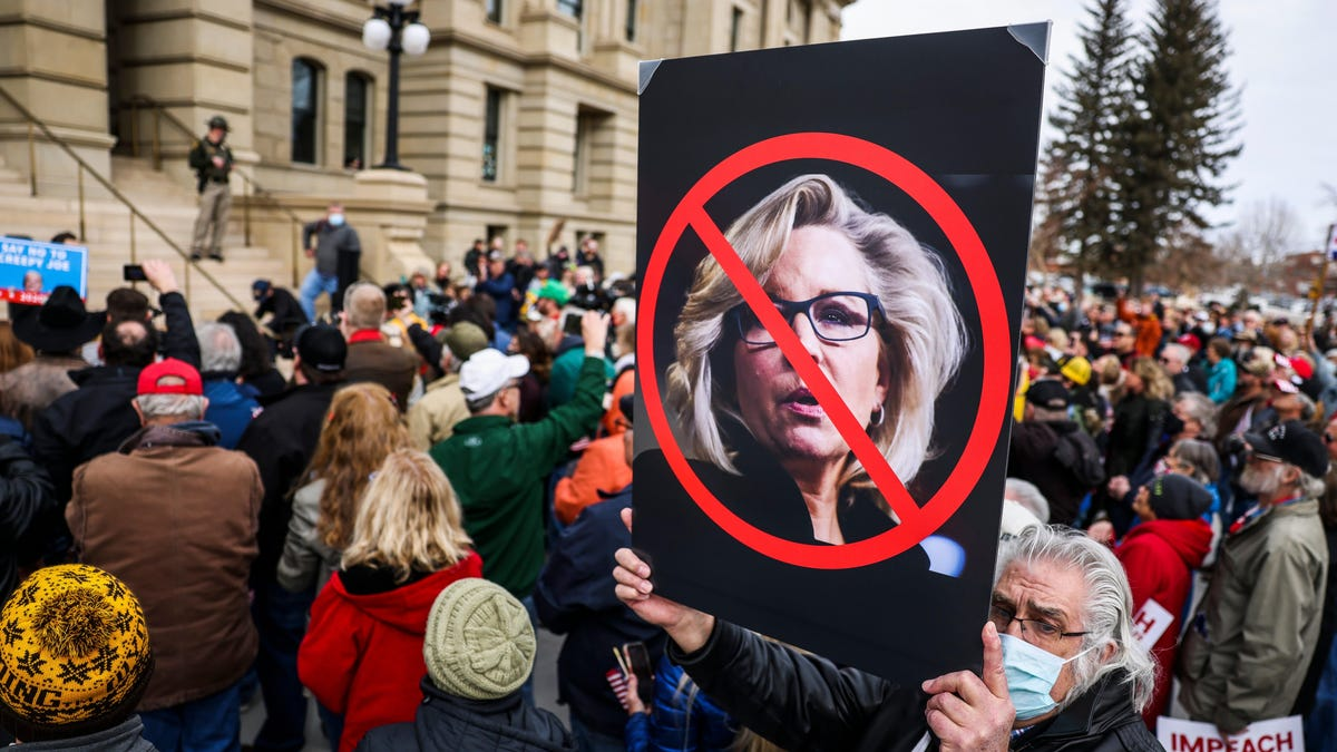 Republicans Now Debating Whether Liz Cheney Is a Victim of Cancel Culture