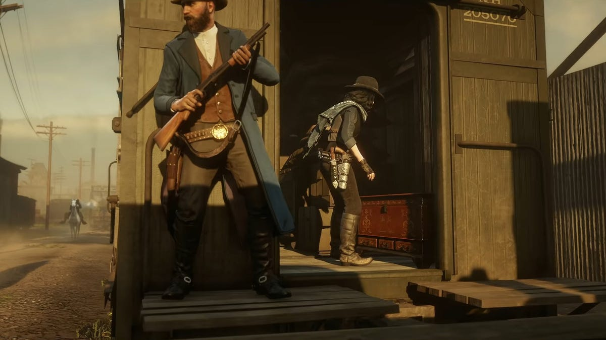 Red Dead Online: Blood Money Update Launches July 13