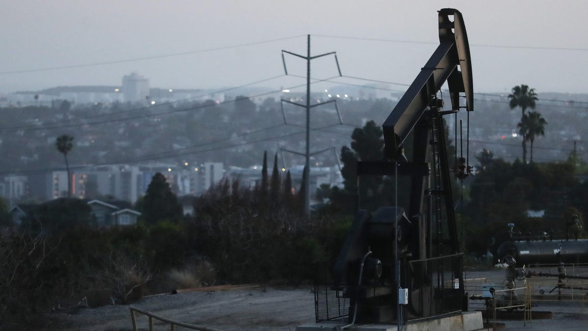 The Beginning of the End of Oil Is Here for Los Angeles County