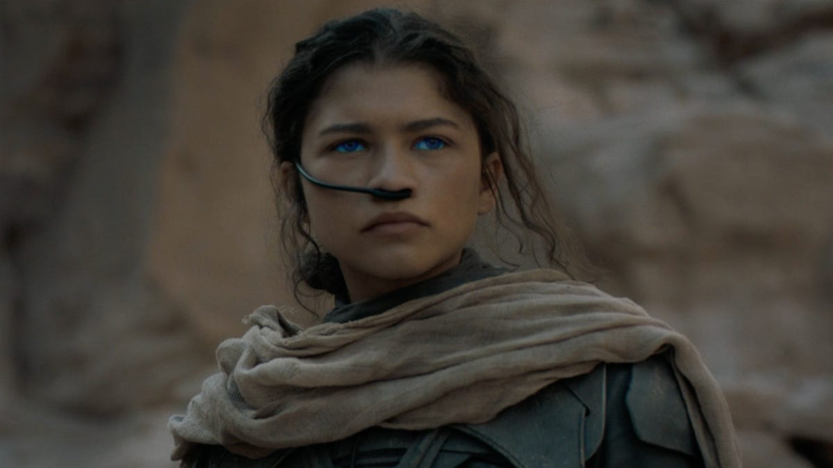 Zendaya Narrates the Trailer For What Might Be the Best Dune Yet