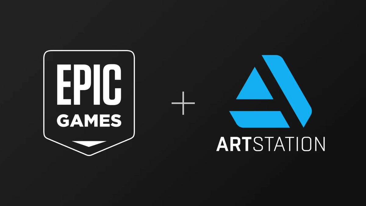 Uh, Epic Games Bought ArtStation