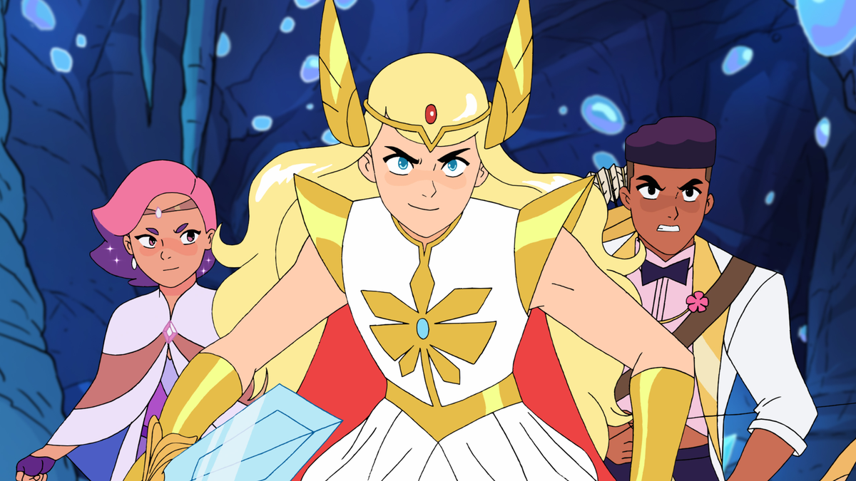 She-Ra Makes the Leap to Amazon for a Dwell-Motion TV Present