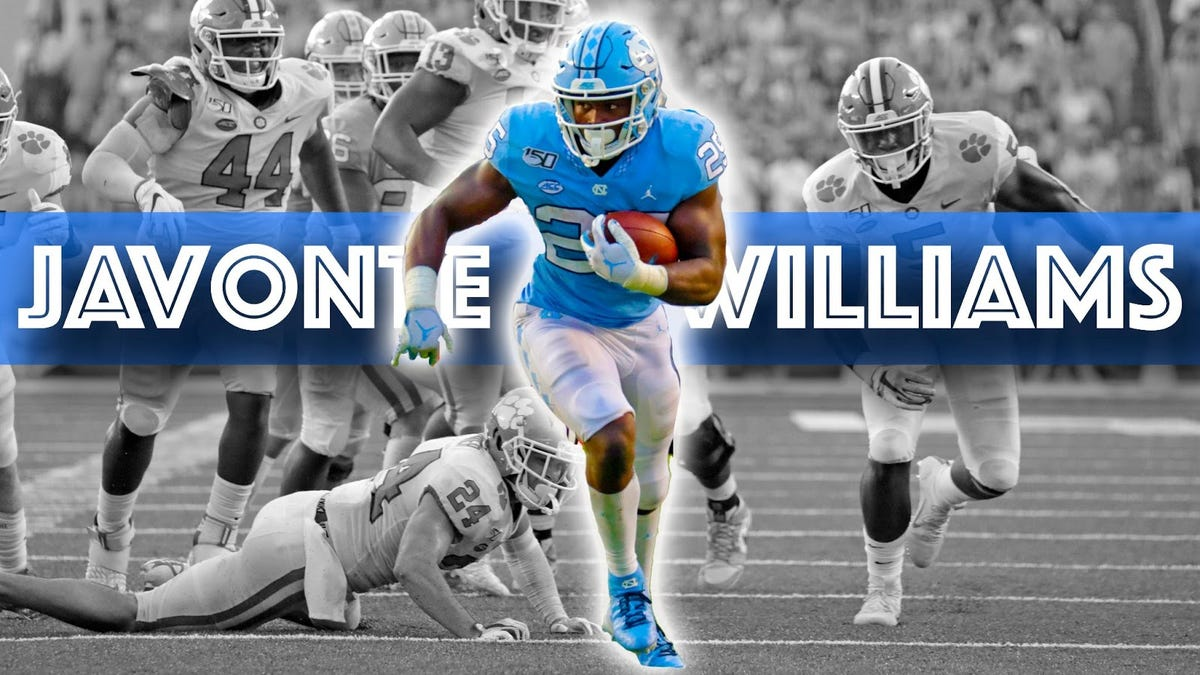 The Broncos got the best running back in the NFL draft