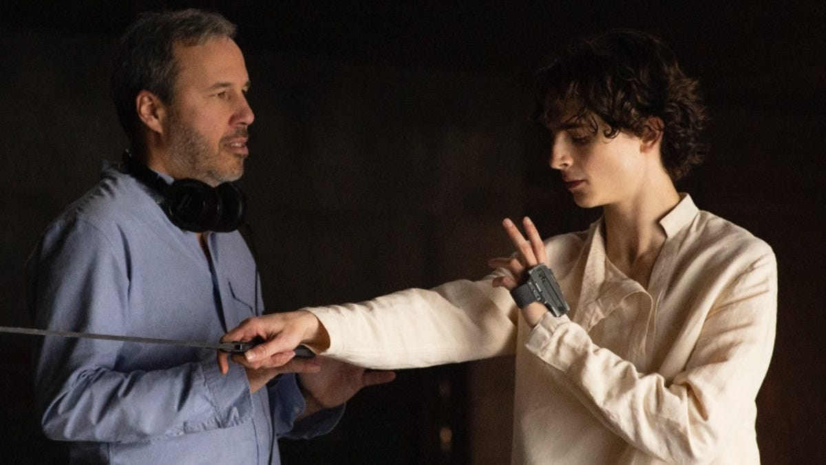 Dune's Director Knows You'll Watch It At Home, But Wishes You Wouldn't thumbnail