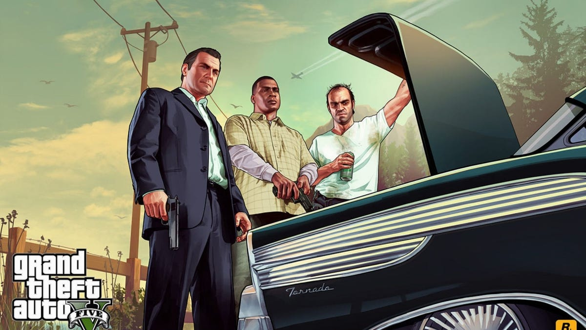 GTA V Arrives On Xbox Series S/X And PlayStation 5 On November 11