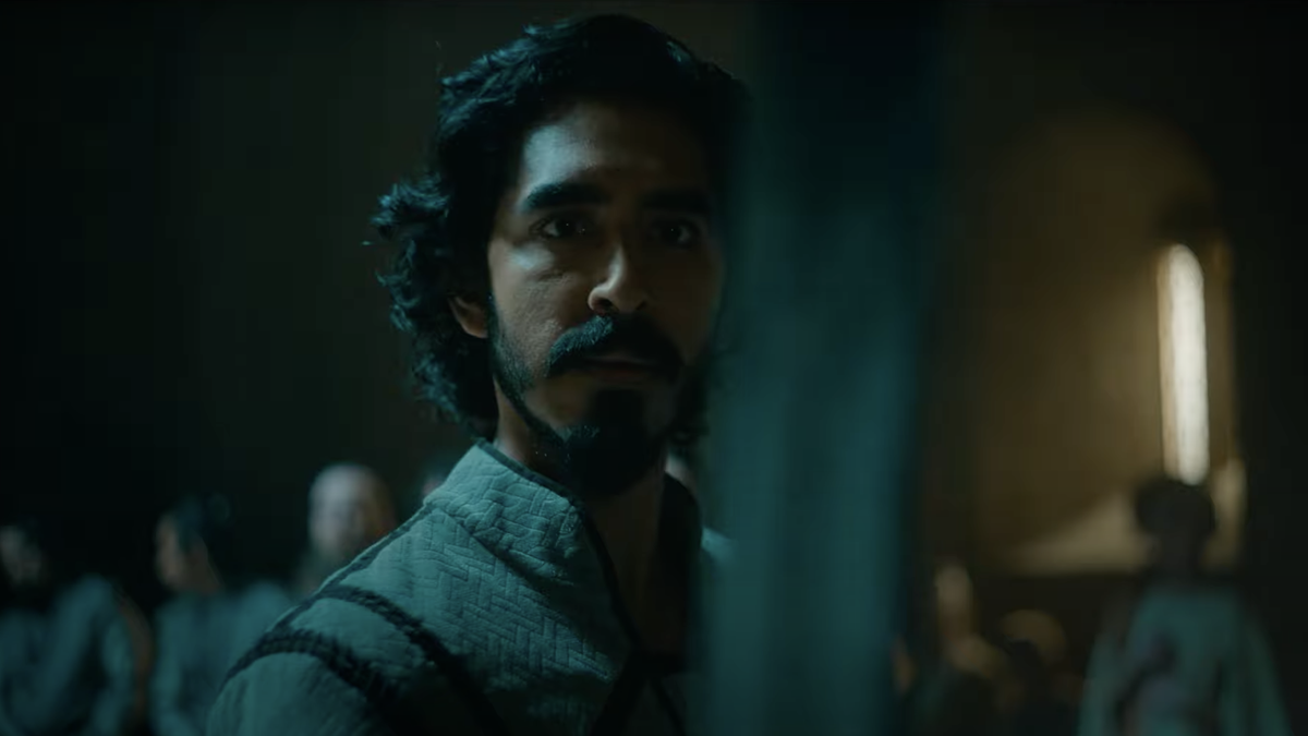 """Dev Patel was """"absolutely enthralled"""" by the The Green Knight's script"""