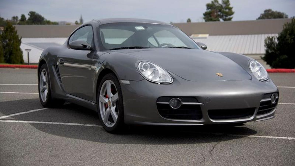 At $19,500, Could This 2008 Porsche Cayman S Get You To Join The Club?