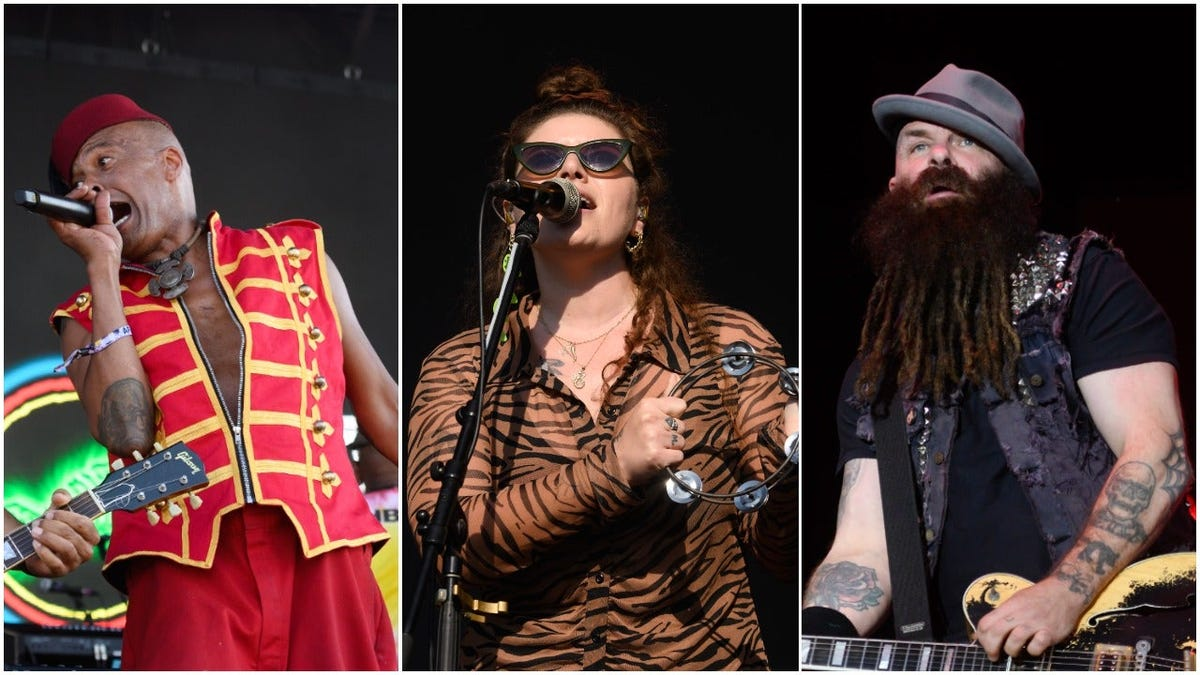 Punks, pounding rain, and Patti: The highs and the lows from Riot Fest 2021