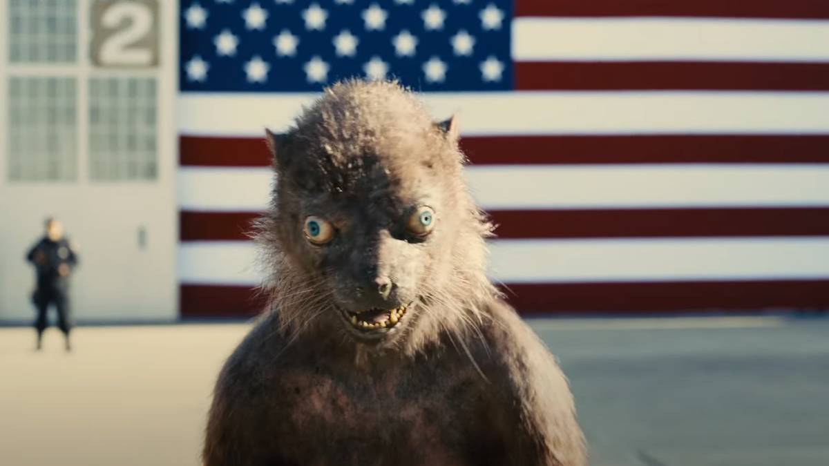 The Suicide Squad's Weasel Had a Fantastic Inspiration and It Wasn't a Weasel thumbnail