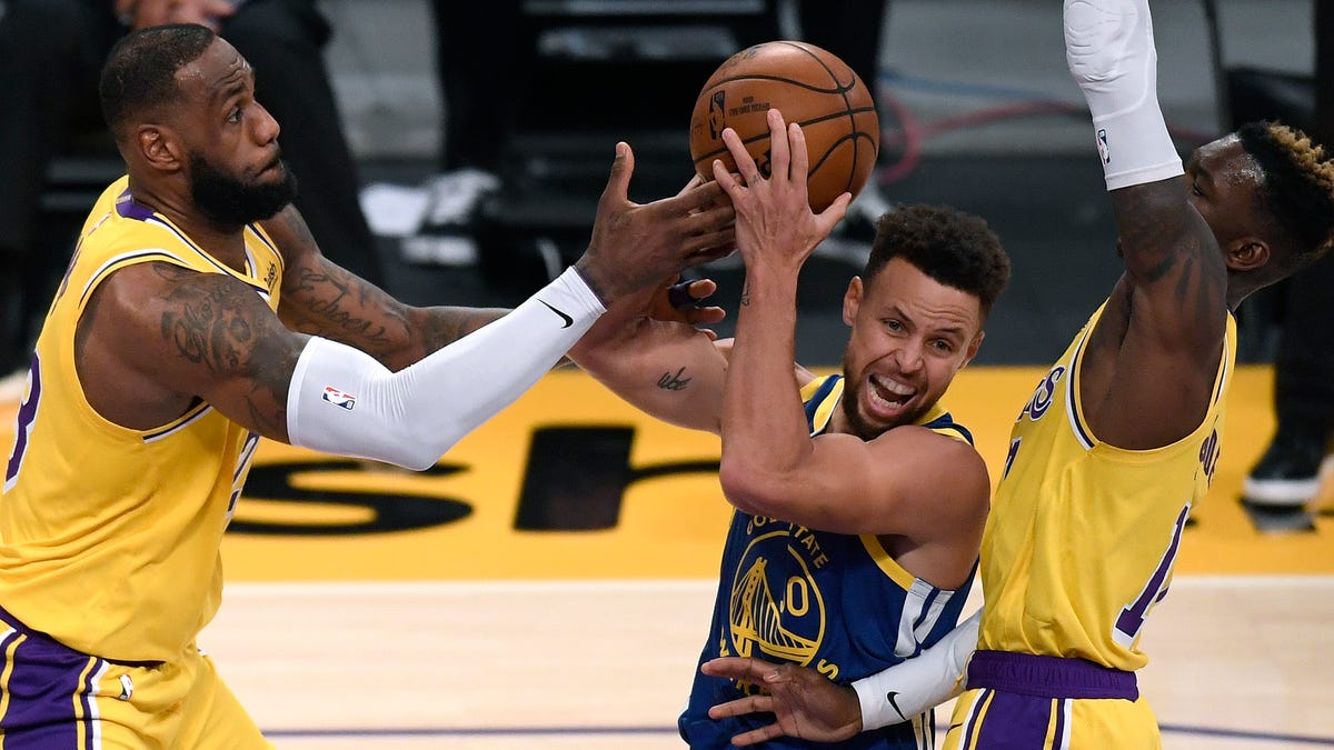 Warriors-Lakers shows just how much fans miss Warriors-Cavs