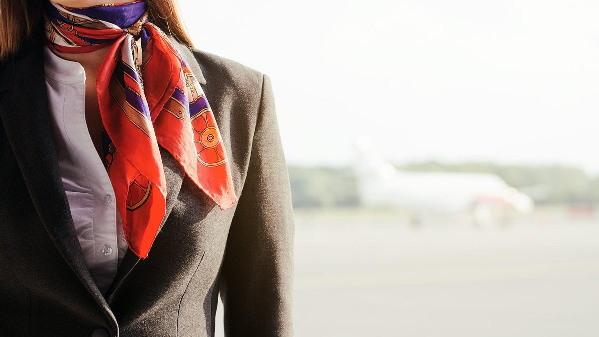 How to Get a Flight Attendant to Like You