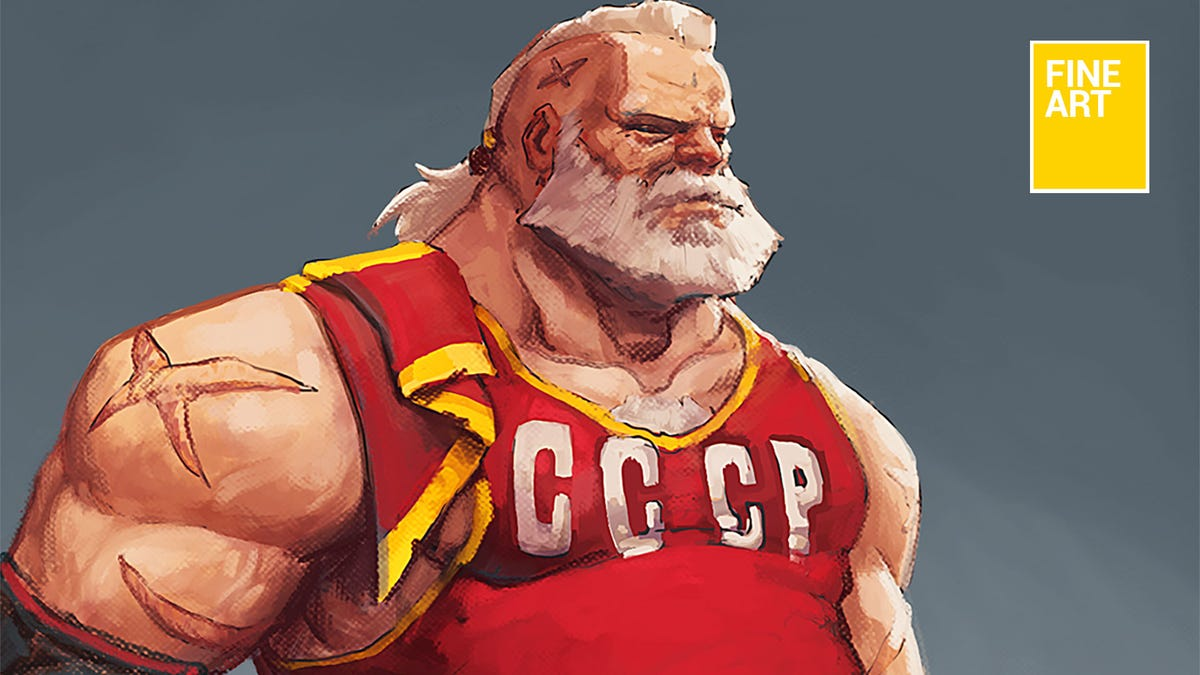 Zangief Is Now 65 Years Old