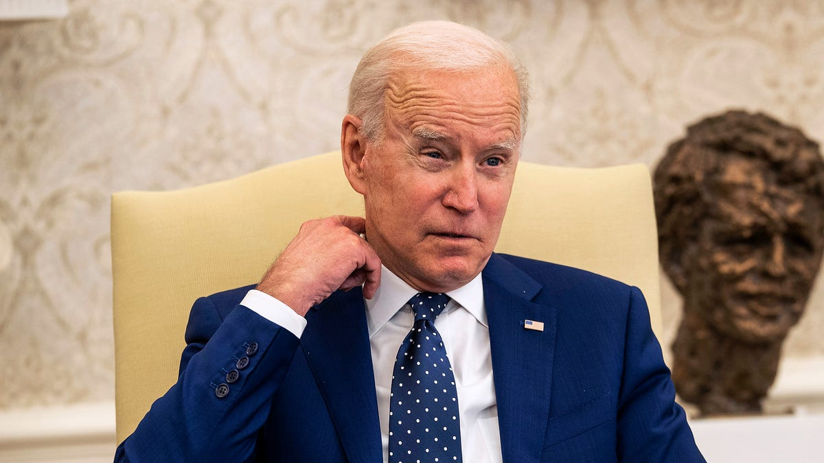 Biden Concerned Ambitious Agenda Could Be Stalled By Him Not Really Caring If It Happens Or Not