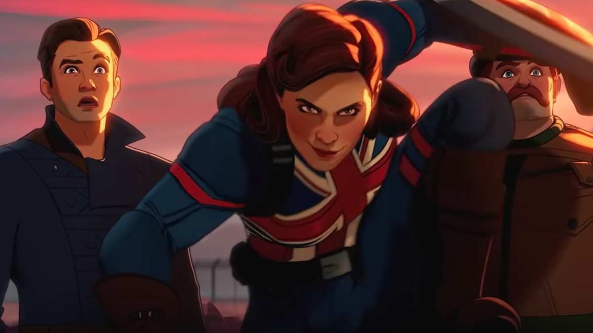 A Marvel What If Clip Introduces a Different Skinny Steve Rogers and His Hydra Stomper thumbnail