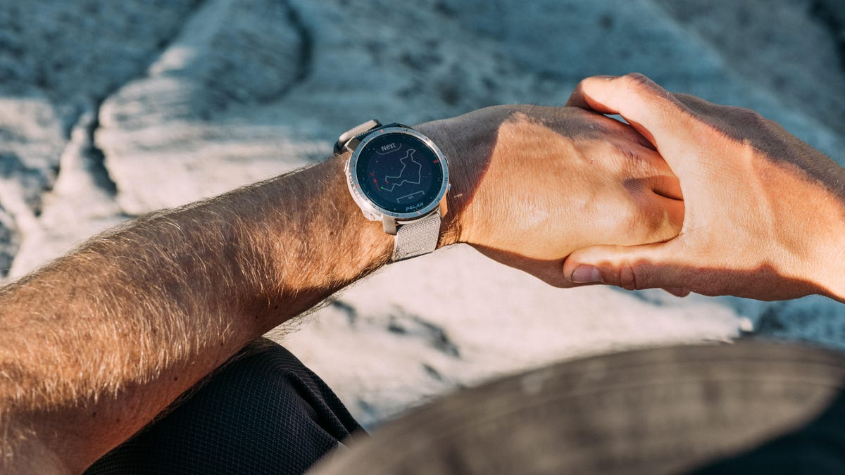 Polar's Pricey New Smartwatch Is All About Adventuring Outside thumbnail