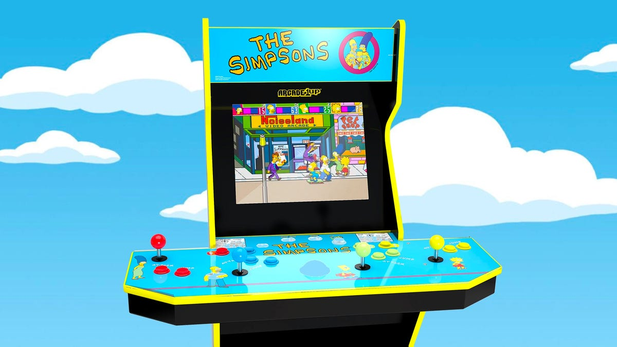 One of the Greatest Multiplayer Arcade Games of All Time Is Being Miniaturized for Your Game Room