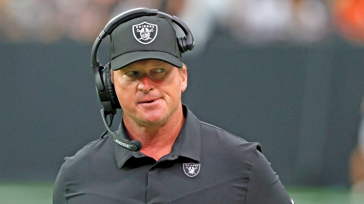 Jon Gruden is the perfect example of how mediocre white men get to thrive in the workplace