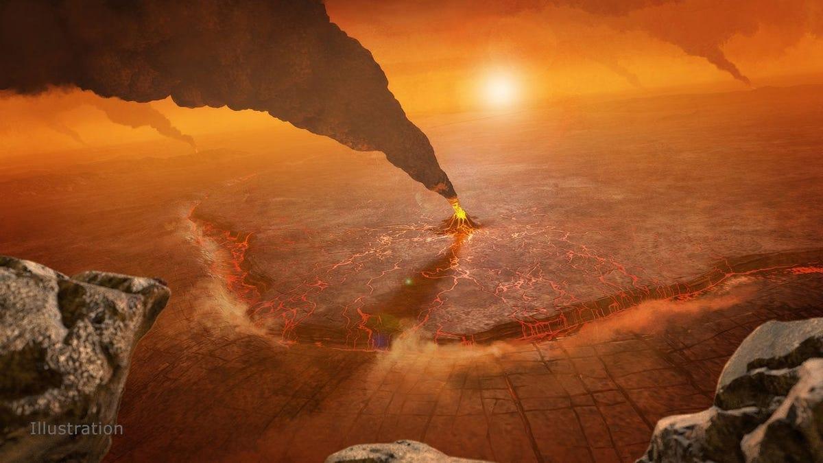 Es oficial: la NASA vuelve a Venus