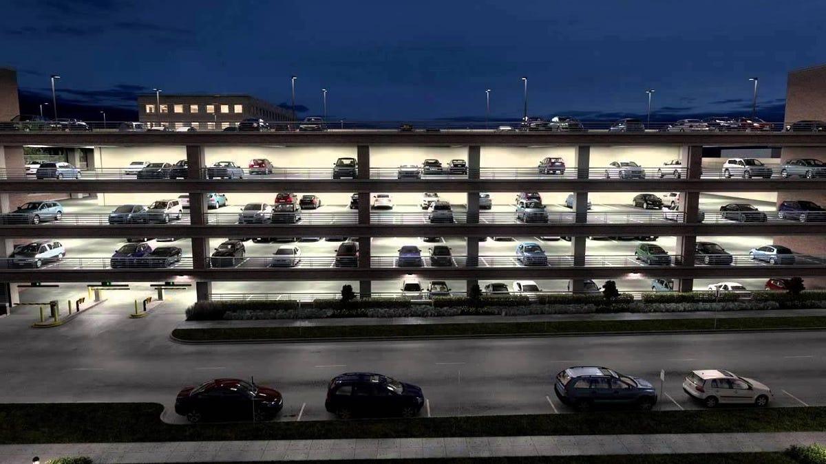 Ein $375.000 Parkplatz in Boston ist zu verkaufen