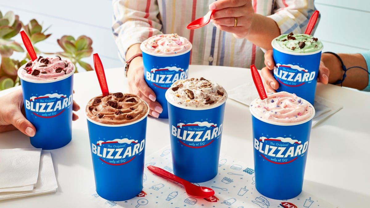 How to Win Free Dairy Queen Blizzards All Summer, Because It's Hot Out There